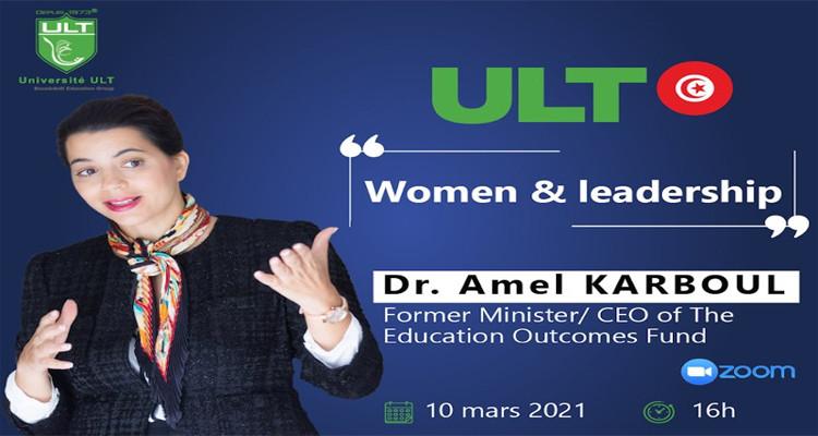 La Femme et le Leadership