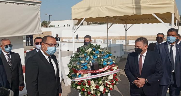هشام المشيشي في ذكرى استشهاد الرائد توفيق الميساوي