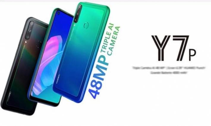 Lancement du Huawei Y7 p en Tunisie