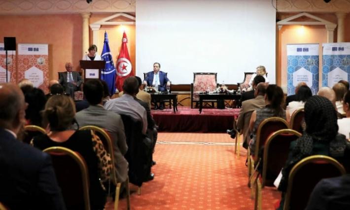 Le Conseil de l'Europe et l'Union Européenne lancent officiellement deux programmes conjoints d'Appui aux Instances Indépendantes en Tunisie et d'amélioration de la justice