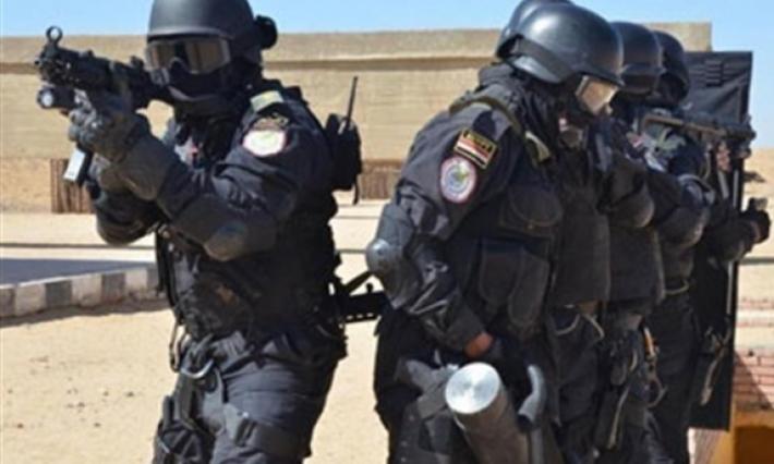 مصر: إصابة ضابط ومقتل عدد من الإرهابيين في الجيزة