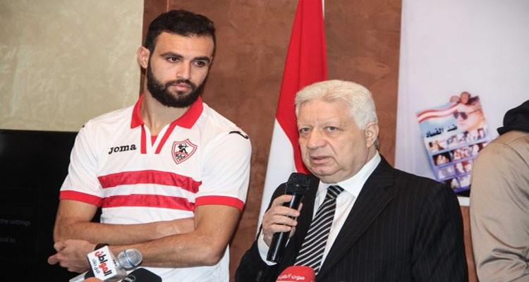 حمدي النقاز يرحب باللعب للنادي الأهلي