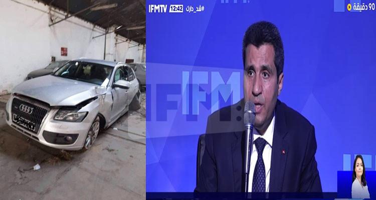 وزير النقل: انتظرت الناس تكلمني وتستلطفلي لبنتي وللسائق بعد الحادث