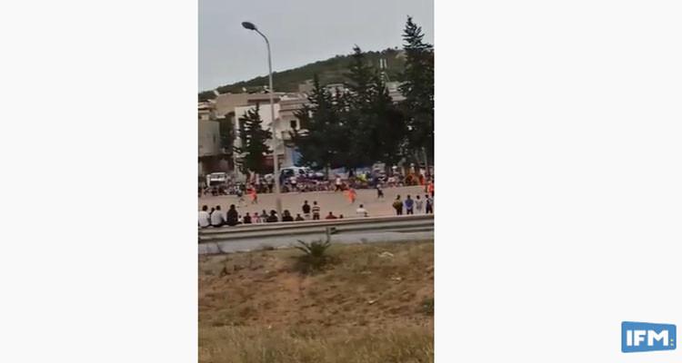 تكويرة في أطراف العاصمة رغم الحجر الصحي (فيديو)