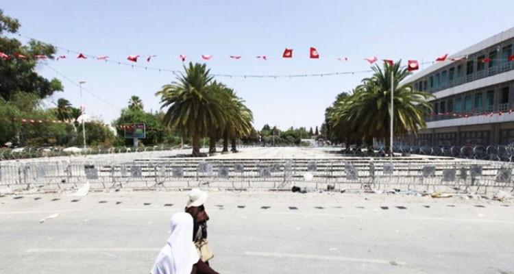 يمينة الزغلامي: الوضع عاد إلى ما كان عليه في ساحة باردو