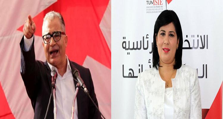 الدعوة الي تشديد الحماية الأمنية على محسن مرزوق وعبير موسى
