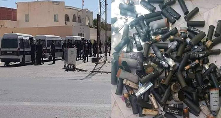 ضو الغول: نطالبو بتخفيض العدد المهول متاع الأمن في تطاوين