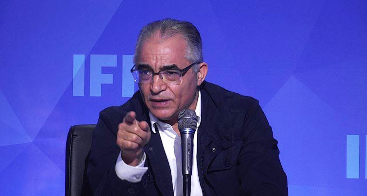 محسن مرزوق: طالبنا بجمهورية ثالثة وتغيير النظام من جويلية 2016