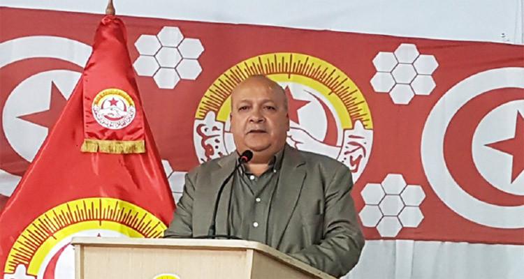 اتحاد الشغل يعبر عن مخاوفه من احتدام الأزمة السياسية غير المسبوقة