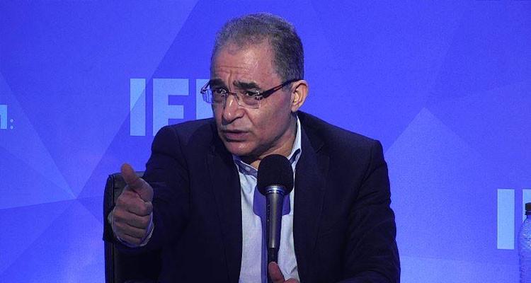 محسن مرزوق: من نوفمبر 2019 قلنا ما تتفض كان بحكومة كفاءات مستقلة
