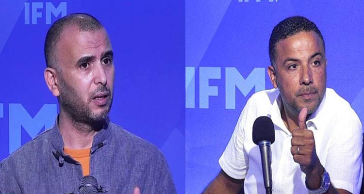 سيف الدين مخلوف يتضامن مع لطفي العبدلي بعد إلغاء عرضه في قليبية