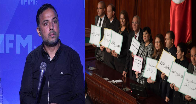 سيف الدين مخلوف: البرنامج الوحيد للدستوري الحر تقتيل التوانسة