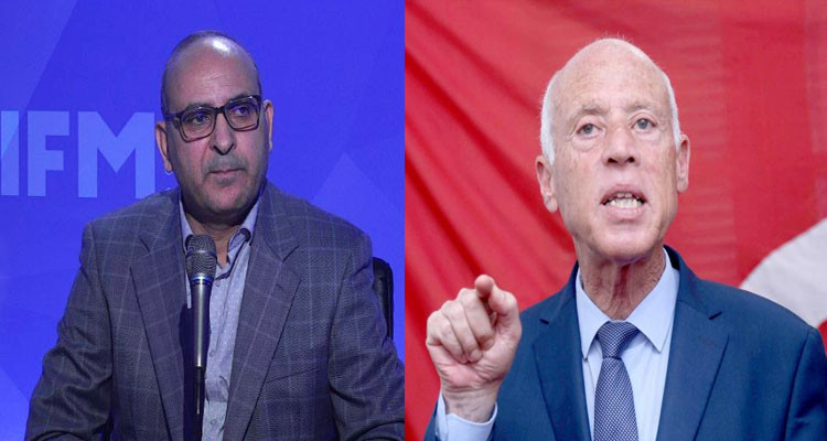 العلوي: مرة أخرى رئيس الجمهورية يتصرف كما لو أنه ليس رئيسا لكل التونسيين