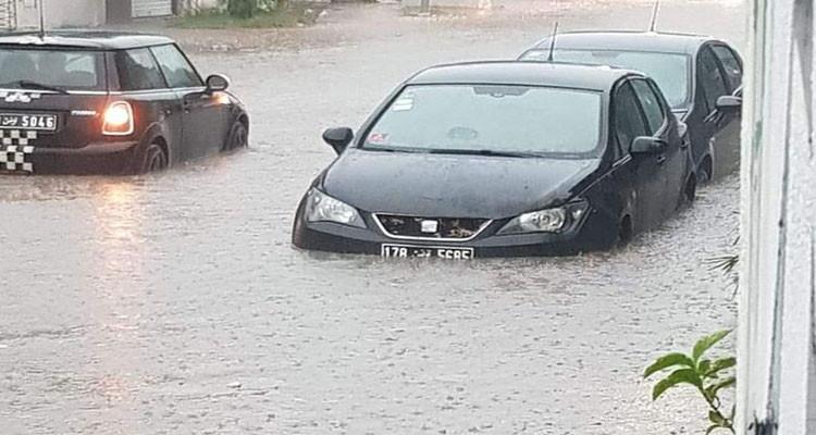 مدير إدارة شرطة المرور يقدم توجيهات لمستعملي الطريق بعد تهاطل الأمطار