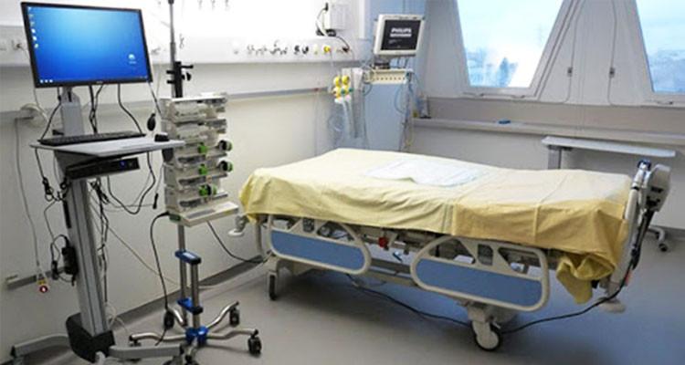 نابل: لا وجود لأسرة إنعاش شاغرة بالمستشفيات العمومية بالجهة