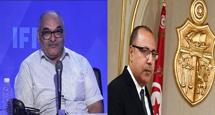 محمد المسيليني: النهضة وقلب تونس شركاء في ابتزاز المشيشي