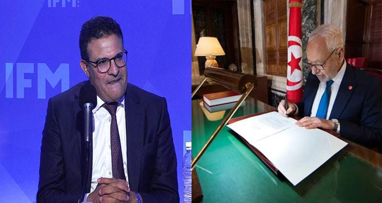 رفيق عبد السلام: الرد على عريضة الـ100 قيادي صدر من مكتب راشد الغنوشي