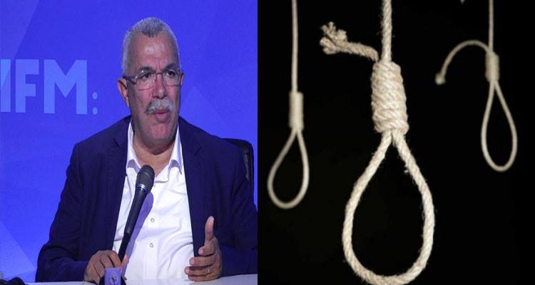 البحيري: القانون التونسي ما يمنعش الإعدام وأنا ما نتدخلش في القضاء