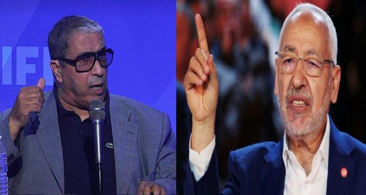 حسن الغضباني: أزمة حركة النهضة سببها راشد الغنوشي وأتباعه