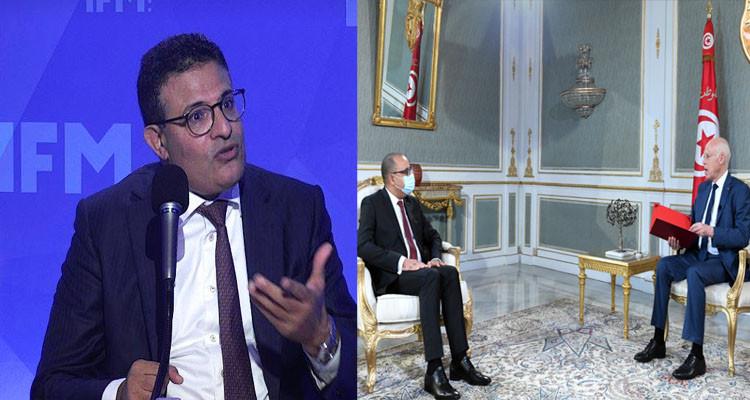رفيق عبد السلام: حديث رئيس الجمهورية مبني للمجهول ولا أعرف من يقصد