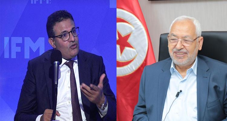رفيق عبد السلام: اختلفت مع راشد الغنوشي في هذه المسألة