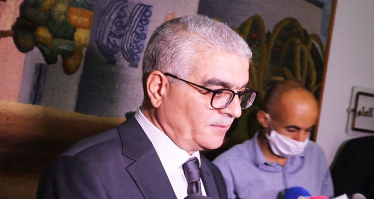 وزير التربية فتحي السلاوتي: سيتم توفير الكمامات مجانا للتلاميذ المعوزين