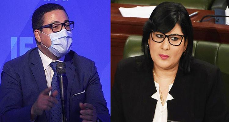 هشام العجبوني: عبير موسي لم تعتذر والتحالف معها غير مطروح
