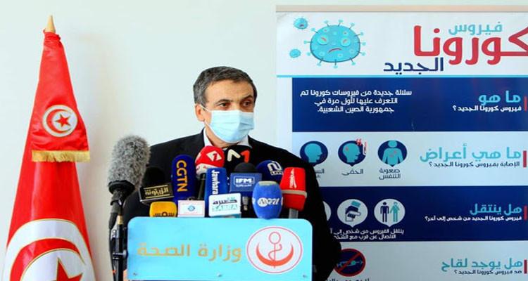 بن صالح: شكرا للـ40% الذين يرتدون الكمامة ومستقبل شباب في تونس في اللعبة