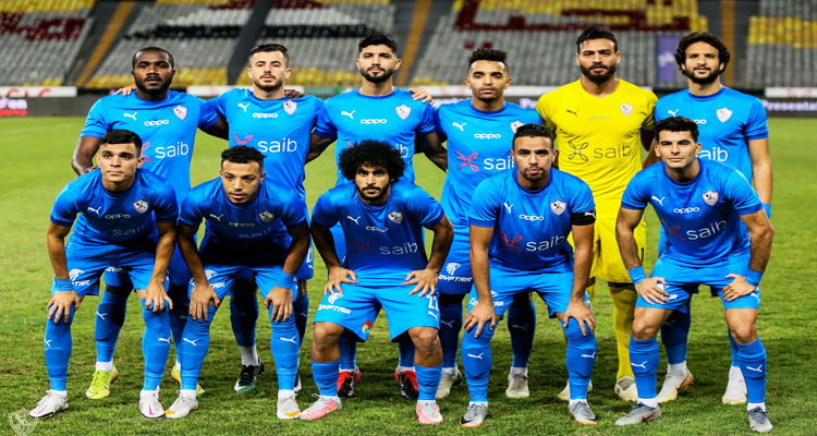 مكافأة مالية للاعبي الزمالك المصري بعد الفوز على الرجاء المغربي