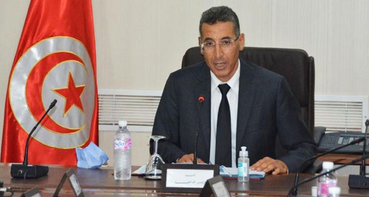 وزير الداخلية لن تسامح مع أي إخلالات بإجراءات التوقي من كورونا