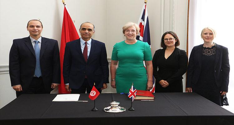 تونس تشرع في العمل باتفاق الشراكة مع بريطانيا بداية من غرة جانفي 2021