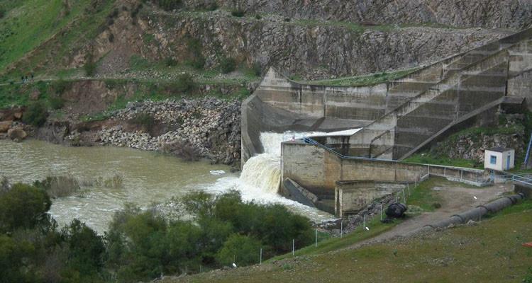 جندوبة: قطع مياه الري في عدد من المناطق السقوية لاستكمال تعلية سد بوهرتمة