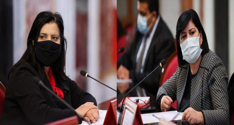 كتلتا قلب تونس والنهضة تتضامنان مع سميرة الشواشي