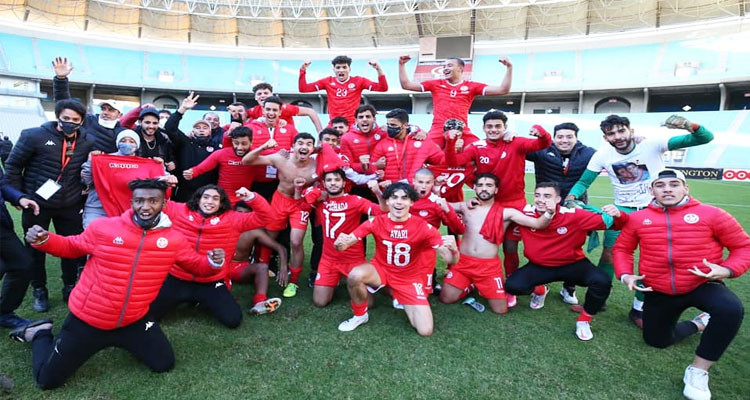 كان أقل من 20 سنة: القرعة تضع المنتخب التونسي في المجموعة الثانية