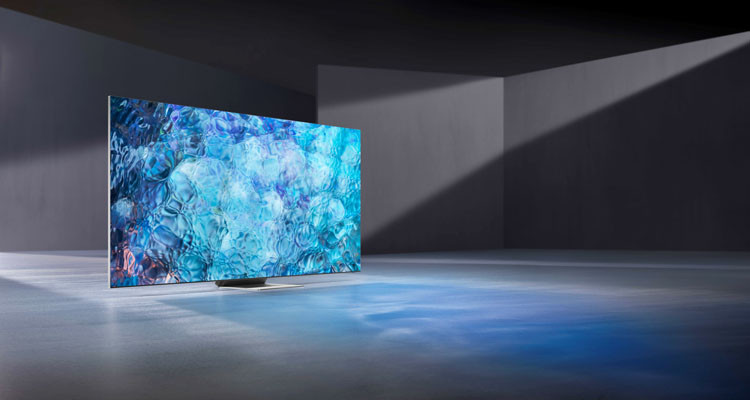 Samsung Electronics lance les gammes 2021 Neo QLED, MICRO LED et Lifestyle TV