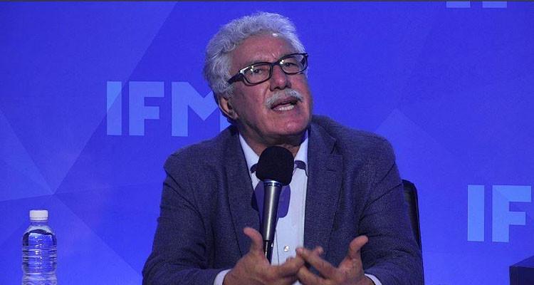 حمة الهمامي لراشد الغنوشي: نحن لا نمد أيدينا لمن دمر تونس على مدى 10 سنوات