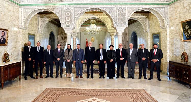 بن أحمد بعد لقاء قيس سعيد بالنواب: تم التطرق إلى إمكانية انسحاب 4 وزراء