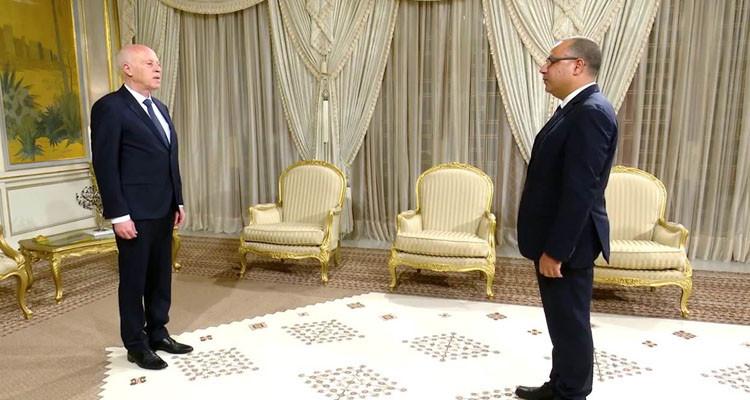 رئاسة الجمهورية تعيد مراسلة تتعلق بالوزراء الجدد إلى رئاسة الحكومة بسبب خطأ