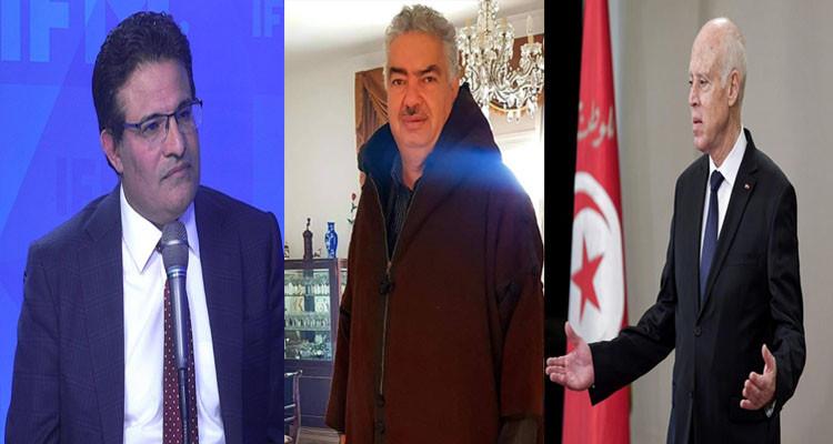 رفيق عبد السلام: نصحوا قيس سعيد بعقد مجلس أمن مخصص للجهاز السري