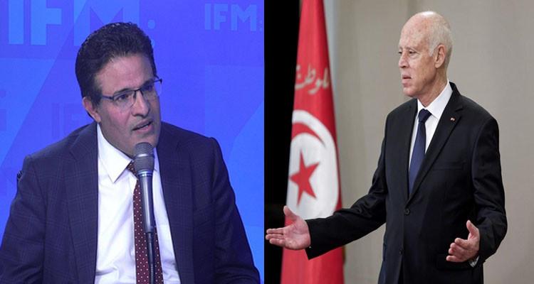 عبد السلام: رئيس الدولة يعطي في إشارات اللي هو رئيس الكتلة الديمقراطية