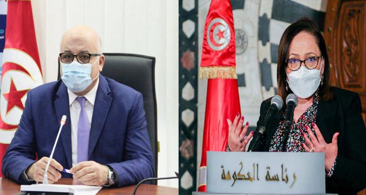 المهدي يكشف سبب إعفاء نصاف بن علية من عضوية اللجنة العلمية