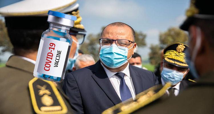 رئيس الحكومة يأذن بفتح تحقيق فوري حول ملابسات دخول لقاح كورونا إلى تونس