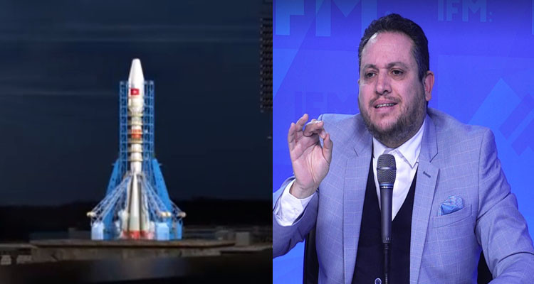 طارق: علم تونس طلع للفضاء يلزمنا نعتزو بيه