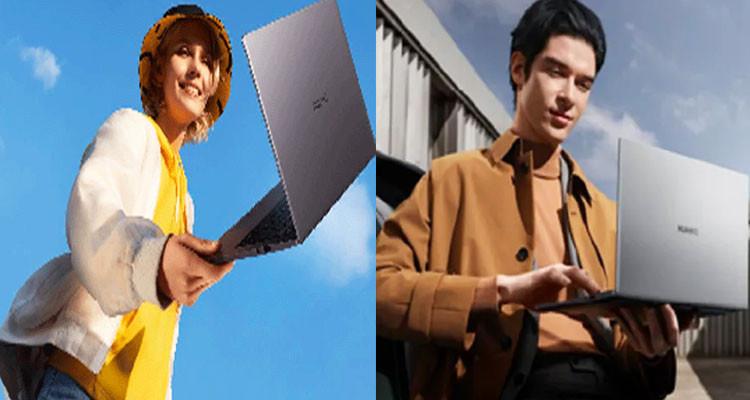Huawei lance le HUAWEI MateBook D 14 alimenté par Intel
