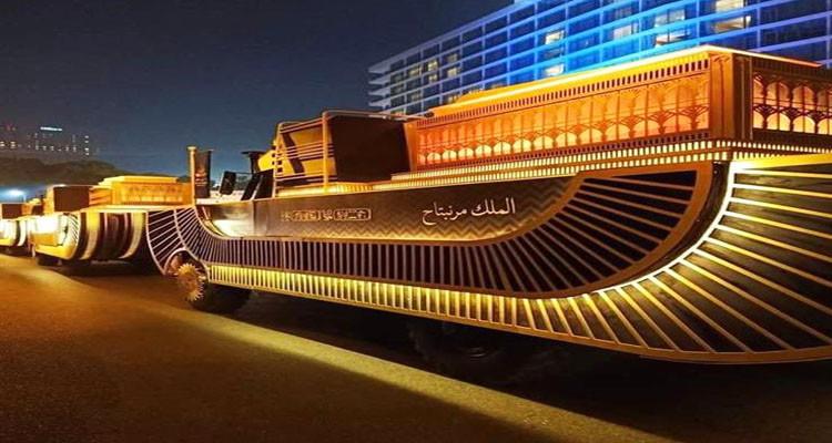 في موكب ضخم ومهيب: مصر تنقل 22 مومياء ملكية