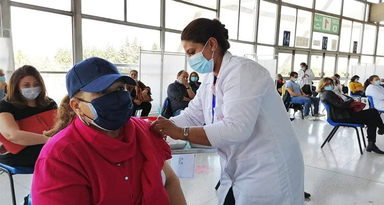 أكثر من 200 ألف تونسي تحصلوا على اللقاح المضاد لكوفيد 19