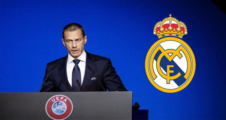 بعد أزمة دوري السوبر: رئيس اليويفا يهدد ريال مدريد بالإقصاء من دوري الأبطال