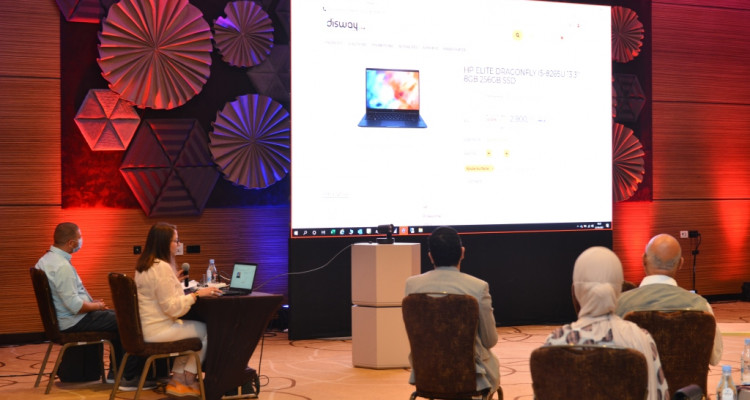 DISWAY Tunisie: Lancement du nouveau site web e-commerce dédié aux revendeurs