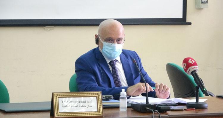 ممثل منظمة الصحة العالمية: في تونس التلقيح لن يكون كافيا لمكافحة كوفيد 19
