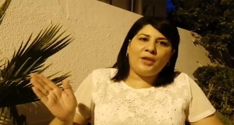 عبير موسي: اليوم حبوا يعملوا محرقة وفوضى.. ووزير الصحة كبش فداء